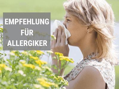Feinstaubmasken Empfehlung für Allergiker (Pollenmaske)