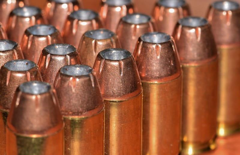 bleihaltige Munition . Belastung bei Sportschützen