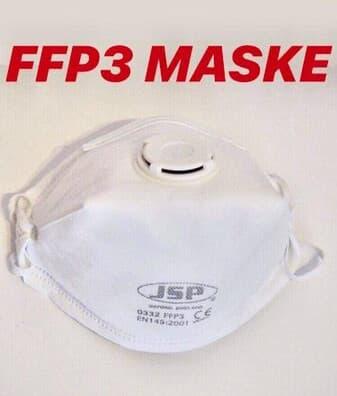 JSP FFP3 Maske